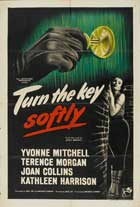 Turn the Key Softly - 11 x 17 Movie Poster - UK Style A