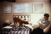 Turner and Hooch - 8 x 10 Color Photo #2