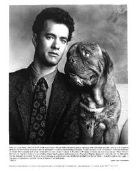 Turner and Hooch - 8 x 10 B&W Photo #7