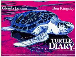 Turtle Diary - 11 x 17 Movie Poster - UK Style A