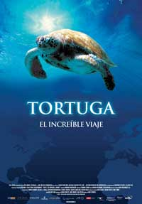 Turtle: The Incredible Journey - 11 x 17 Movie Poster - Spanish Style A