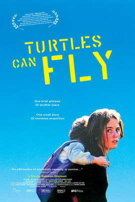 Turtles Can Fly - 27 x 40 Movie Poster - Style A
