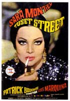 Tuset Street - 11 x 17 Movie Poster - Spanish Style A