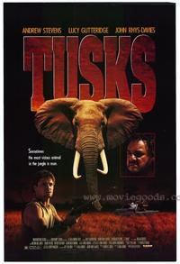 Tusks - 27 x 40 Movie Poster - Style A
