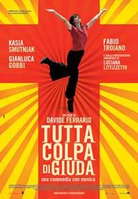 Tutta colpa di Giuda - 11 x 17 Movie Poster - Italian Style A