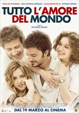 Tutto l'amore del mondo - 11 x 17 Movie Poster - Italian Style A
