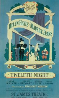 Twelfth Night (Broadway) - 11 x 17 Poster - Style A