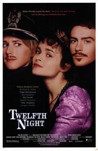 Twelfth Night - 11 x 17 Movie Poster - Style B