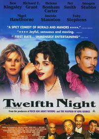 Twelfth Night - 11 x 17 Movie Poster - Style C