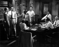 Twelve Angry Men - 8 x 10 B&W Photo #3
