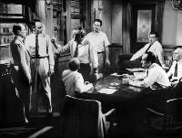 Twelve Angry Men - 8 x 10 B&W Photo #8