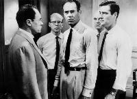 Twelve Angry Men - 8 x 10 B&W Photo #14