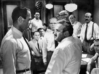 Twelve Angry Men - 8 x 10 B&W Photo #15