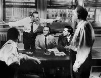 Twelve Angry Men - 8 x 10 B&W Photo #16