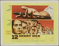 Twelve Angry Men - 11 x 14 Movie Poster - Style C