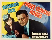 Twelve Crowded Hours - 11 x 14 Movie Poster - Style A