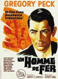 Twelve o'Clock High - 11 x 17 Movie Poster - French Style A