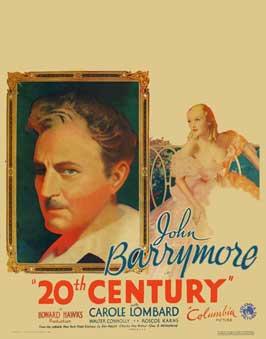 Twentieth Century - 11 x 17 Movie Poster - Style B