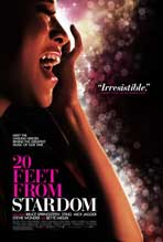 """Twenty Feet from Stardom"" Movie Poster"