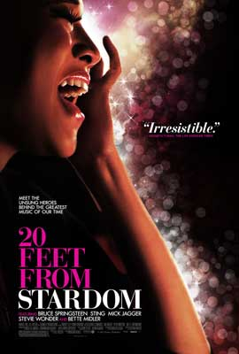 Twenty Feet from Stardom - 11 x 17 Movie Poster - Style A