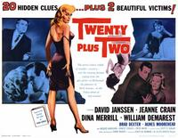 Twenty Plus Two - 11 x 14 Movie Poster - Style A