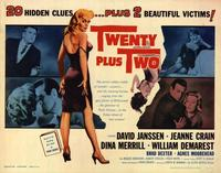 Twenty Plus Two - 22 x 28 Movie Poster - Half Sheet Style A