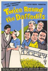 Twice Round the Daffodils - 11 x 17 Movie Poster - Style A