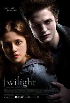 Twilight - 27 x 40 Movie Poster - Style B