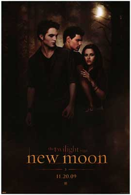 Twilight - Movie Poster - Reproduction - 24 x 36 - Style A
