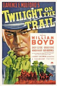 Twilight on the Trail - 27 x 40 Movie Poster - Style A