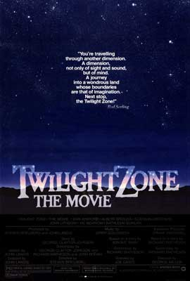 Twilight Zone: The Movie - 27 x 40 Movie Poster - Style A