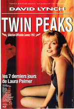 Twin Peaks: Fire Walk with Me - 11 x 17 Poster - Foreign - Style A