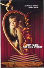 Twin Peaks: Fire Walk with Me - 11 x 17 Movie Poster - Style A