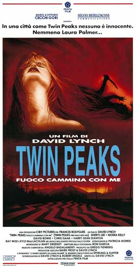 Twin Peaks: Fire Walk with Me - 11 x 17 Movie Poster - Italian Style A
