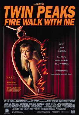 Twin Peaks: Fire Walk with Me - 11 x 17 Movie Poster - Style B