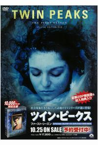 Twin Peaks: Fire Walk with Me - 27 x 40 Movie Poster - Japanese Style A