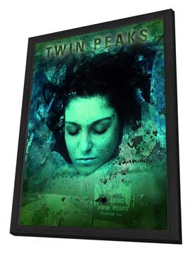 Twin Peaks: Fire Walk with Me - 27 x 40 Movie Poster - Style A - in Deluxe Wood Frame