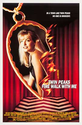 Twin Peaks: Fire Walk with Me - 27 x 40 Movie Poster - Style A