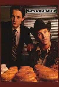 Twin Peaks - 27 x 40 TV Poster - Style A