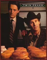 Twin Peaks - 11 x 14 TV Poster - Style A
