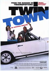 Twin Town - 11 x 17 Movie Poster - Style B