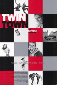 Twin Town - 27 x 40 Movie Poster - Style A
