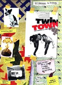 Twin Town - 27 x 40 Movie Poster - Spanish Style A