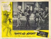 Twist All Night - 11 x 14 Movie Poster - Style A