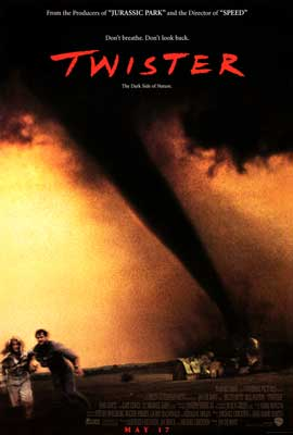 Twister - 27 x 40 Movie Poster - Style A