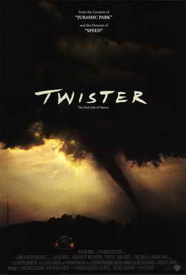 Twister - 27 x 40 Movie Poster - Style B