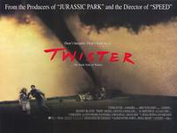 Twister - 11 x 17 Movie Poster - UK Style A