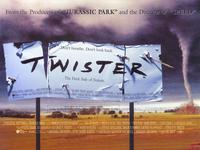 Twister - 11 x 17 Movie Poster - UK Style B