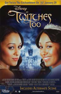 Twitches Too - 43 x 62 Movie Poster - Bus Shelter Style A