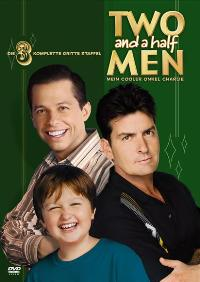 Two and a Half Men - 11 x 17 Movie Poster - German Style A